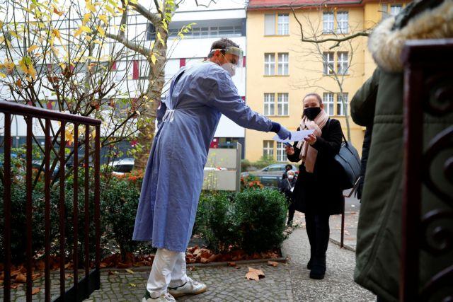 Κοροναϊός : Ο ιός σαρώνει τη Γερμανία : Πιο σοβαρή από ποτέ η κατάσταση   tanea.gr