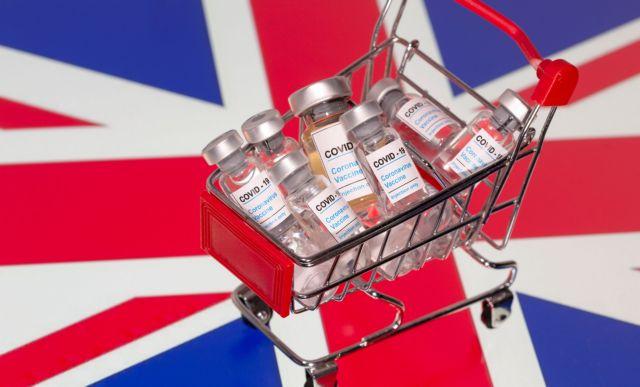 Βρετανία : Υπό άκρα μυστικότητα έφθασαν τα πρώτα φορτηγά με τα εμβόλια | tanea.gr