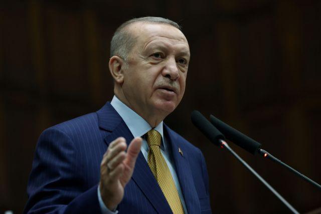 Ερντογάν: Θα υπερασπιστούμε τα δικαιώματά μας από τη Γαλάζια Πατρίδα ως τον κυβερνοχώρο | tanea.gr