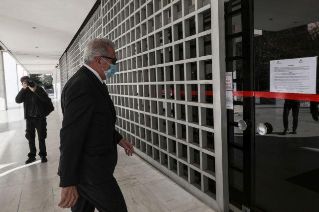 Υπόθεση Novartis: Κατέθεσε ως μάρτυρας ο Αβραμόπουλος | tanea.gr