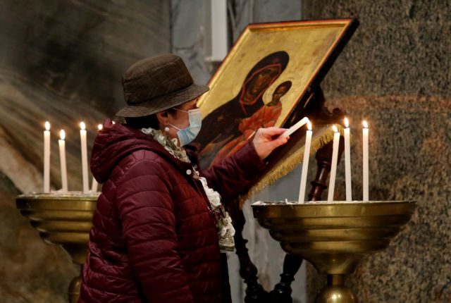 Θρησκευτικές έριδες λόγω πανδημίας | tanea.gr