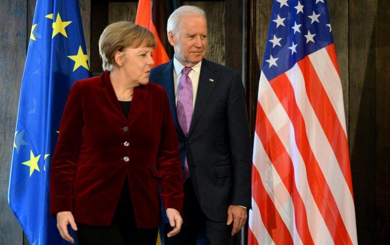 Merkel says EU to discuss sanctions against Turkey with Biden administration, Nato | tanea.gr