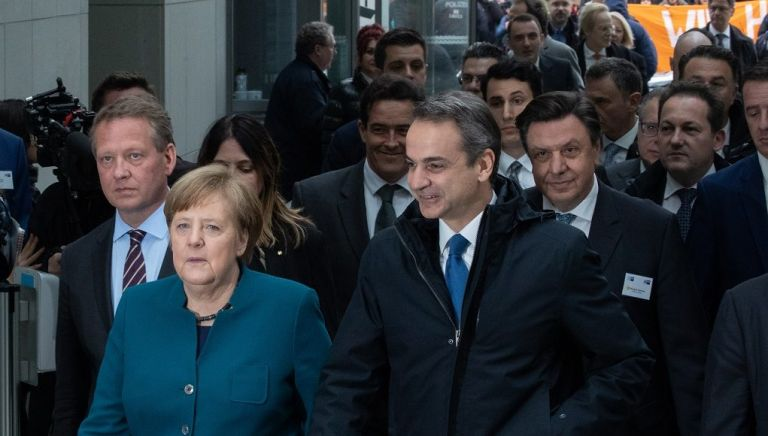 Editorial: Merkel's disappointment | tanea.gr