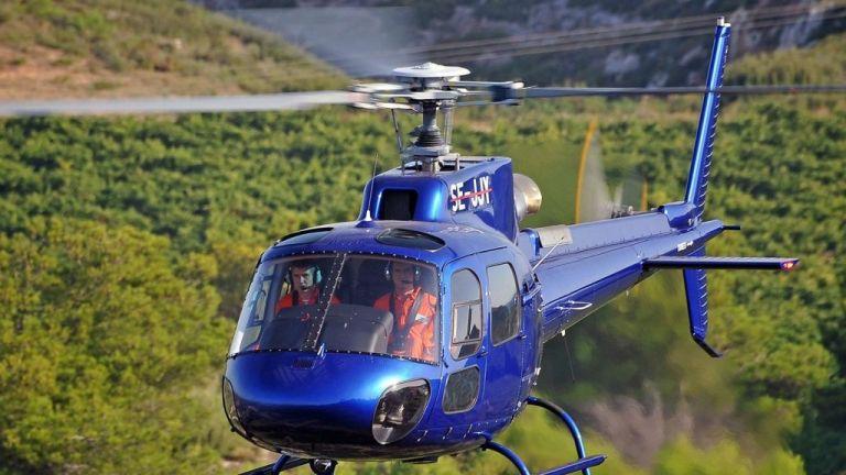 Γαλλία : Συντριβή ελικοπτέρου με έξι επιβαίνοντες   tanea.gr