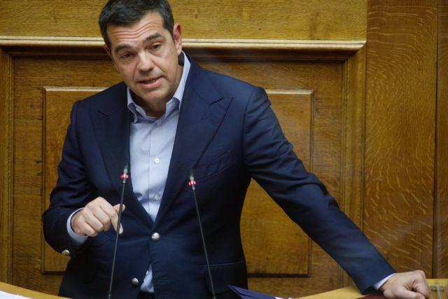 Τσίπρας : Μονόδρομος η παραίτηση Κεραμέως και η απόσυρση της τροπολογίας για τα κολέγια   tanea.gr
