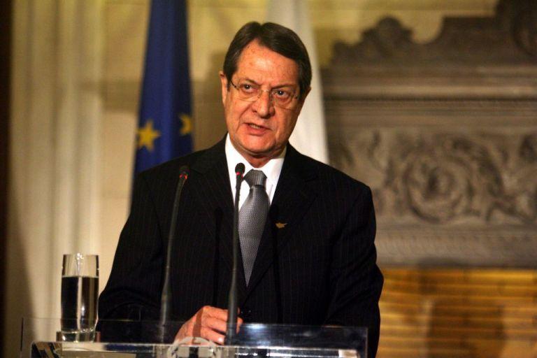 Κύπρος: Δεν τίθεται θέμα παραίτησης Αναστασιάδη λόγω καταψήφισης του προϋπολογισμού   tanea.gr