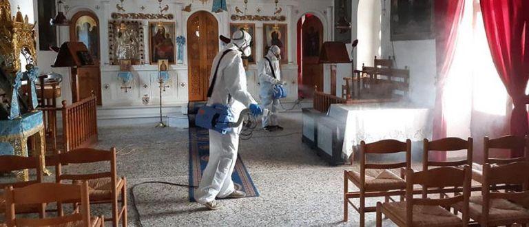 Από τη χριστουγεννιάτικη λειτουργία κόλλησαν 15 κάτοικοι χωριού της Αργολίδας   tanea.gr