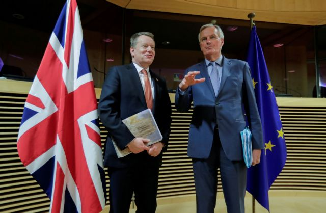 Brexit : Νέο «ναυάγιο» στις συνομιλίες – Τελευταία ευκαιρία με επικοινωνία Τζόνσον με φον ντερ Λάιεν | tanea.gr