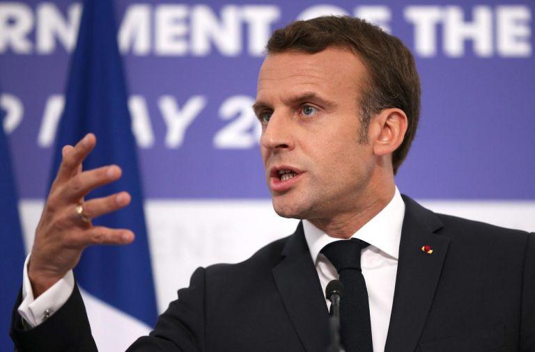 Μακρόν : Η ΕΕ δεν θα δεχθεί πλέον αποσταθεροποιητικές ενέργειες στην ευρύτερη περιοχή | tanea.gr