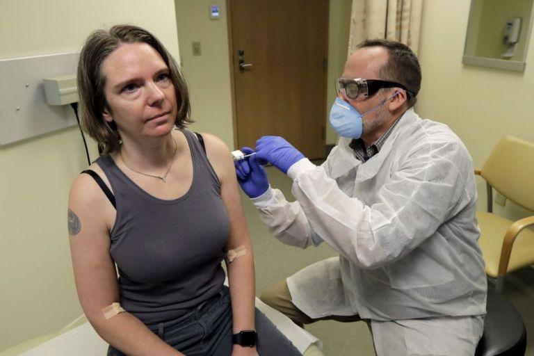 Μόσιαλος: Εθελοντές-ήρωες οδήγησαν στην έγκριση των εμβολίων   tanea.gr