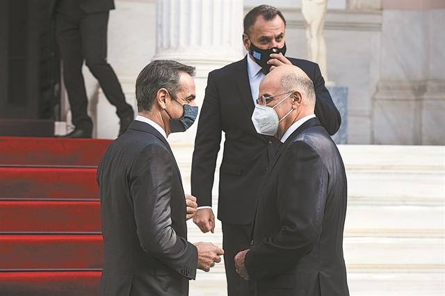 Η ατζέντα των στοιχημάτων για την ελληνική διπλωματία το 2021   tanea.gr