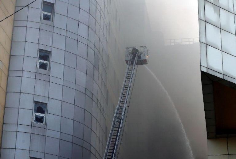Τουρκία : Οκτώ νεκροί από πυρκαγιά σε ΜΕΘ ασθενών με Covid-19 | tanea.gr