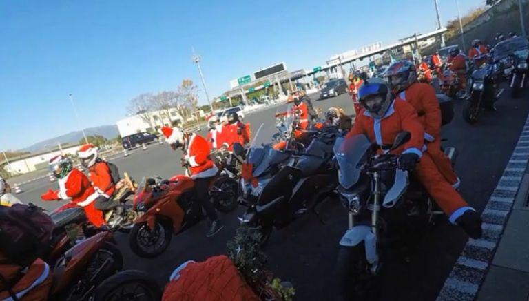 Παρέλαση Άγιων Βασίλιδων με Harley Davidson κατά της παιδικής κακοποίησης | tanea.gr