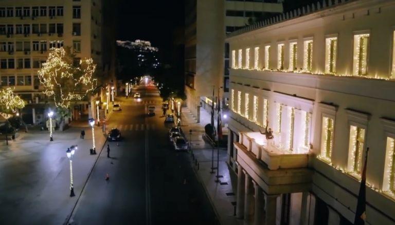 «Η νύχτα των ευχών» από τον Δήμο Αθηναίων την Παραμονή Χριστουγέννων | tanea.gr