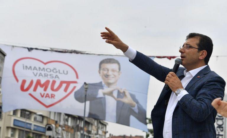 Τουρκία : Για σχέδιο δολοφονίας του Ιμάμογλου από τζιχαντιστές, κάνουν λόγο τα τοπικά ΜΜΕ   tanea.gr