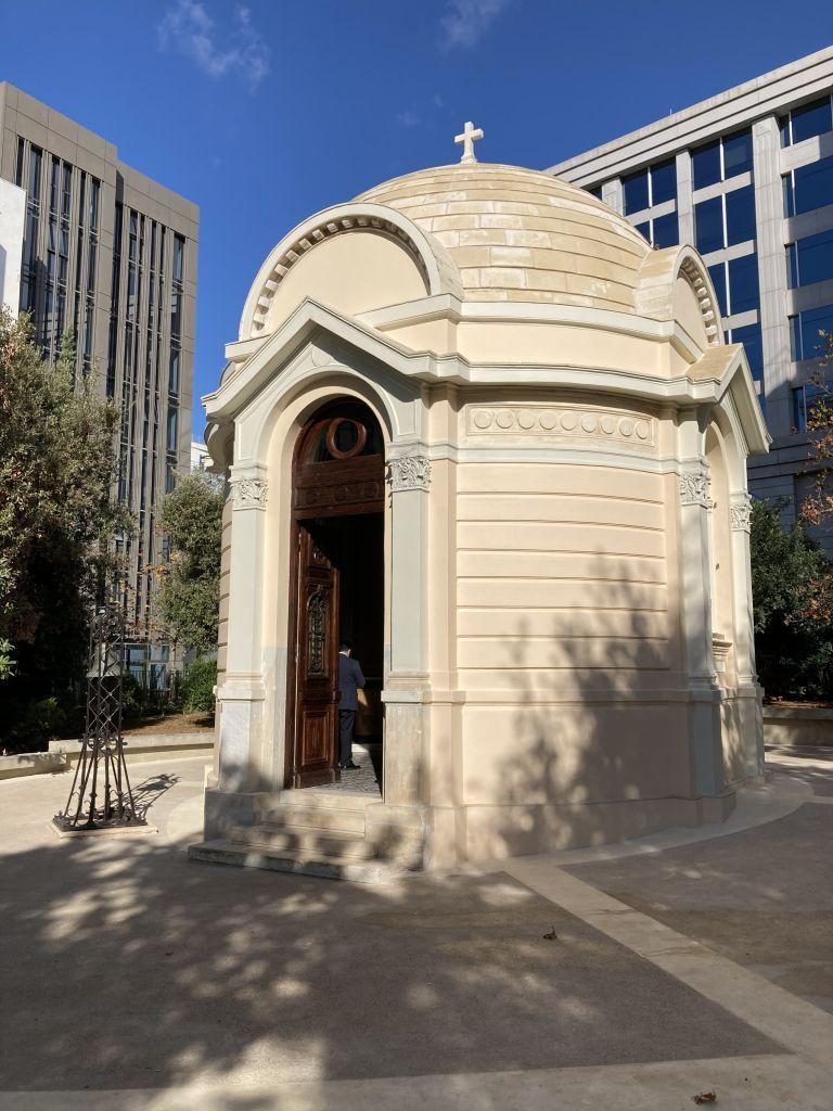 Αγιος Νικόλαος Θων : Ξαναβρήκε την αίγλη του ο μικρός ναός στους Αμπελόκηπους | tanea.gr