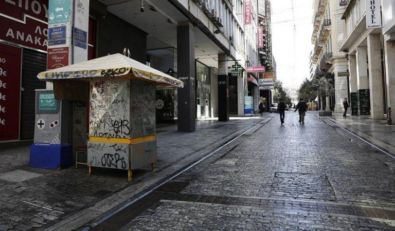 Επαναλειτουργία της αγοράς σε... δόσεις υπό τον φόβο αναζωπύρωσης της πανδημίας   tanea.gr