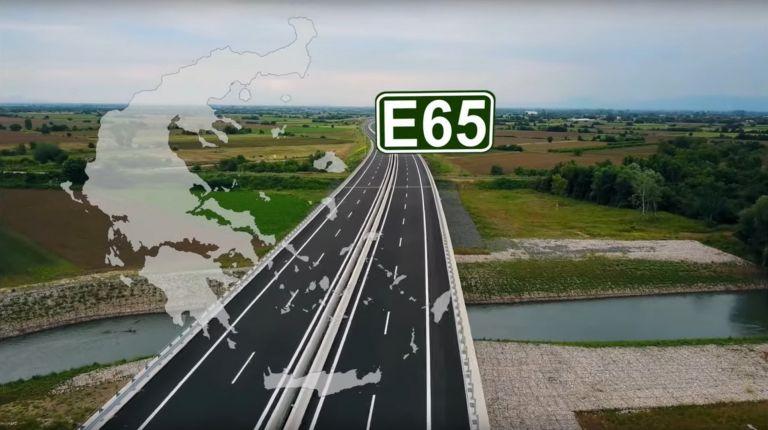 Εργασίες του Νοτίου τμήματος (0-32ο χλμ.) του Αυτοκινητοδρόμου Κεντρικής Ελλάδος (Ε65)   tanea.gr