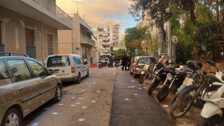 Γρηγορόπουλος : Ενταση σε πορεία αντιεξουσιαστών στον Κολωνό | tanea.gr