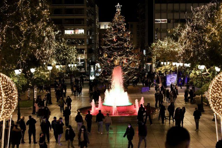 Κοροναϊός : Εικόνες προ lockdown στο κέντρο Αθήνας και Θεσσαλονίκης | tanea.gr