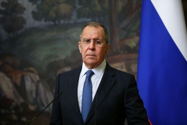 Λαβρόφ : «Δεν έχουμε ουσιαστικές διαφορές με την Τουρκία»