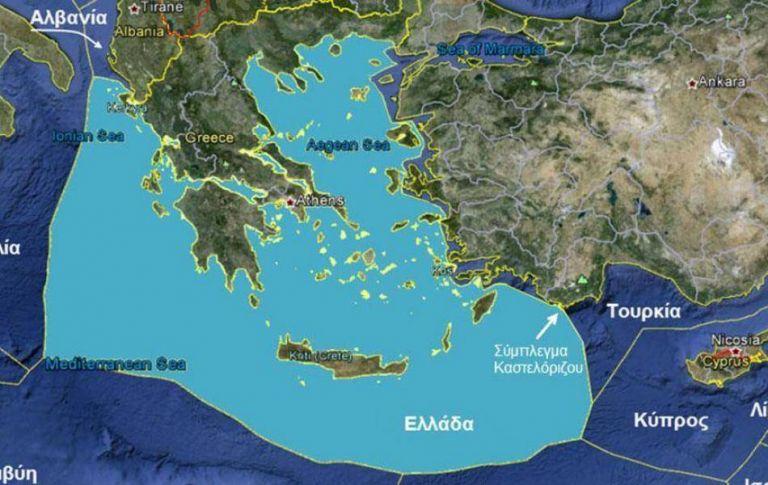 Σε ισχύ το ΠΔ για την επέκταση των χωρικών υδάτων στα 12 μίλια στο Ιόνιο | tanea.gr