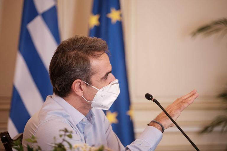 Μητσοτάκης : Ήταν λάθος η φωτογραφία χωρίς μάσκα στην Πάρνηθα   tanea.gr