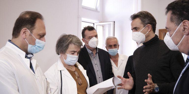 Μητσοτάκης για εμβόλιο : Ανάγκη να πειστούν οι επιφυλακτικοί - Ερχεται εκστρατεία ενημέρωσης | tanea.gr