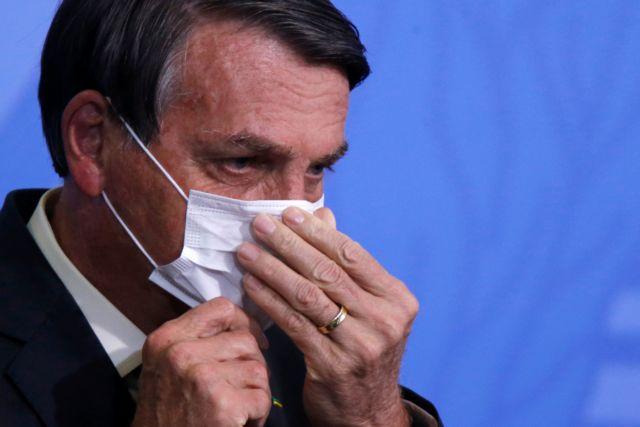 Μπολσονάρο : Η βιασύνη για τα εμβόλια δεν δικαιολογείται | tanea.gr