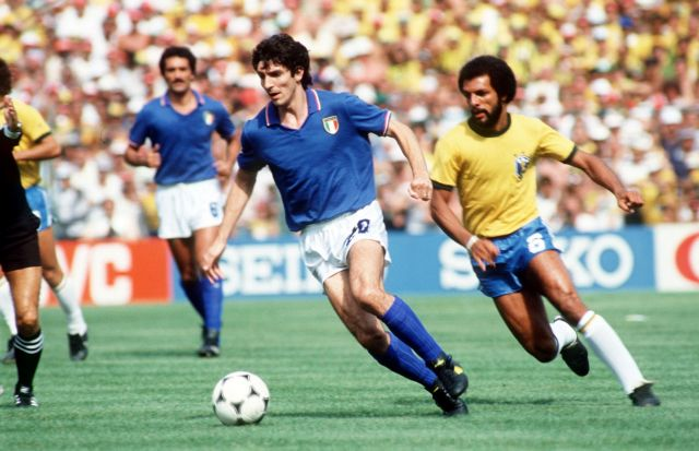 Πάολο Ρόσι : Οι δύο φορές που τον πλήγωσε η Ελλάδα | tanea.gr