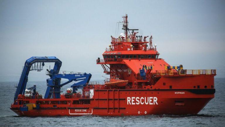Ρωσία: 17 αγνοούμενοι σε ναυάγιο αλιευτικού σκάφους στη θάλασσα Μπάρεντς   tanea.gr