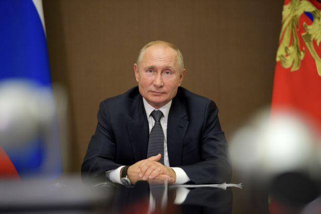 Προεδρικές εκλογές ΗΠΑ: Ο Πούτιν συνεχάρη τον Μπάιντεν | tanea.gr