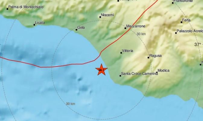 Ιταλία : Ισχυρός σεισμός 4,8 Ρίχτερ στη Σικελία | tanea.gr