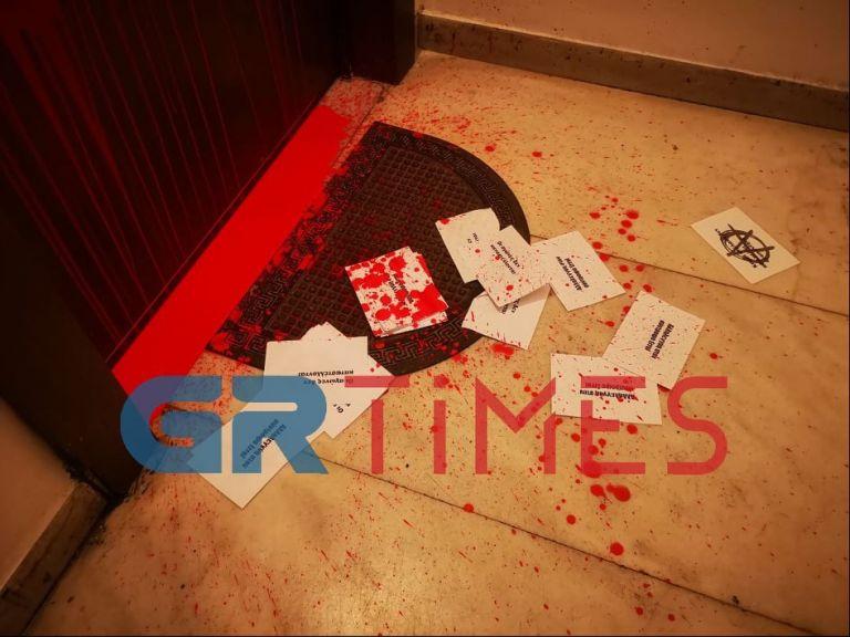 ΝΔ: Θρασύδειλοι οι δράστες της επίθεσης στο γραφείο του Σιμόπουλου | tanea.gr