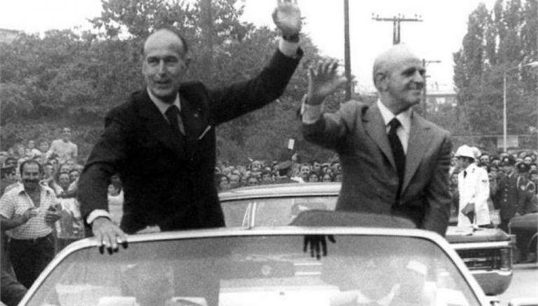 Ζισκάρ Ντ' Εστέν : Ο φιλέλληνας ηγέτης που δεν ήθελε να αφήσει «τον Πλάτωνα να περιμένει» | tanea.gr