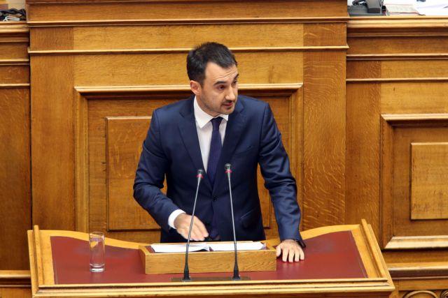 Χαρίτσης για μικρομεσαίες επιχειρήσεις: Η κυβέρνηση τις οδηγεί σε αφανισμό   tanea.gr