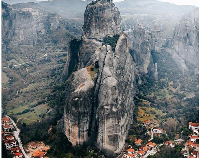 «Μετεώρων Λιθόπολις» : Επτά χρόνια δράσης για την ανάδειξη της αγιομετεωρίτικης κληρονομιάς | tanea.gr