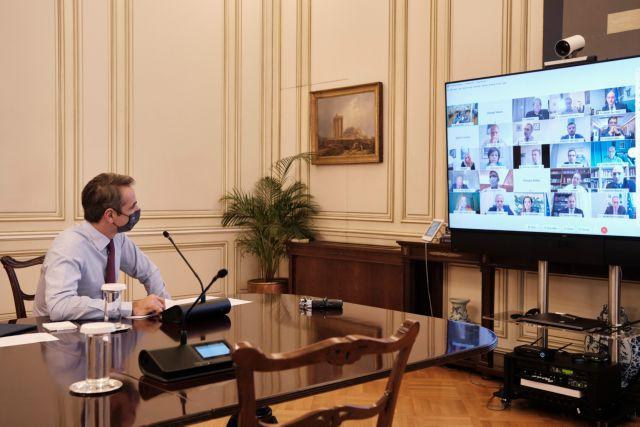Μητσοτάκης : Είμαστε σε διαρκή επιφυλακή – Παρακολουθούμε τα δεδομένα και παρεμβαίνουμε όταν χρειάζεται | tanea.gr