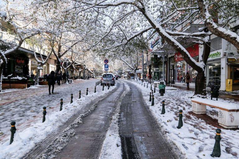 Κακοκαιρία : Θερμοκρασίες ακόμα και -16 βαθμών Κελσίου | tanea.gr