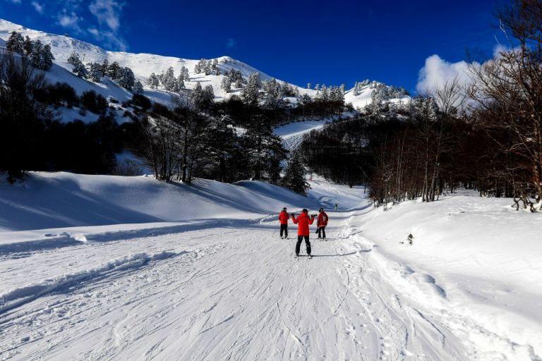 Lockdown : Προς άνοιγμα τα χιονοδρομικά κέντρα ακόμα και με απαγόρευση μετακινήσεων από νομό σε νομό | tanea.gr