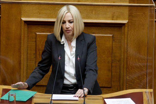 Γεννηματά : Καταστροφικό το «lockdown – ακορντεόν» | tanea.gr