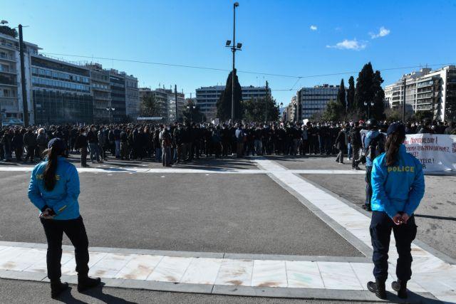 Δικογραφία για το Πανεκπαιδευτικό Συλλαλητήριο σχηματίζει η Αστυνομία | tanea.gr