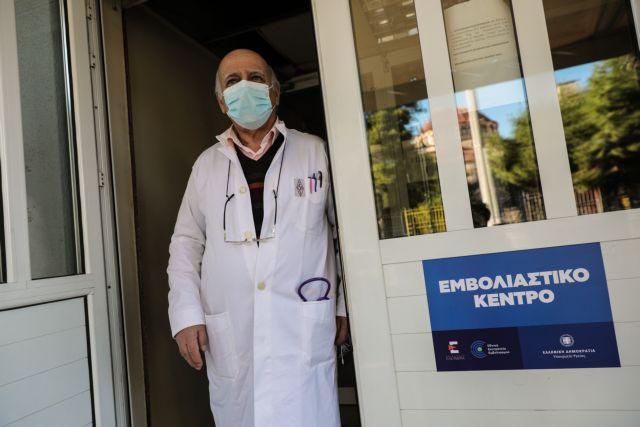 Aνοίγει στις 6 μ.μ. η πλατφόρμα των ραντεβού για τον εμβολιασμό των 80-84 ετών | tanea.gr