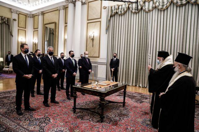 Ανασχηματισμός : Δείτε live την ορκωμοσία των νέων υπουργών και υφυπουργών | tanea.gr
