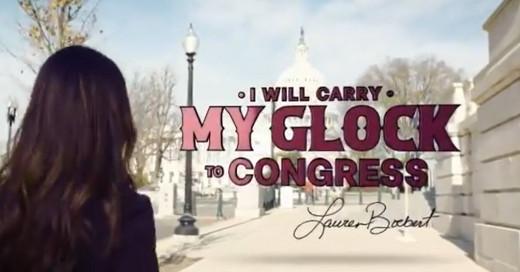 «Θα έχω το όπλο μου και στο Κογκρέσο» δηλώνει βουλευτίνα των Ρεπουμπλικανών | tanea.gr