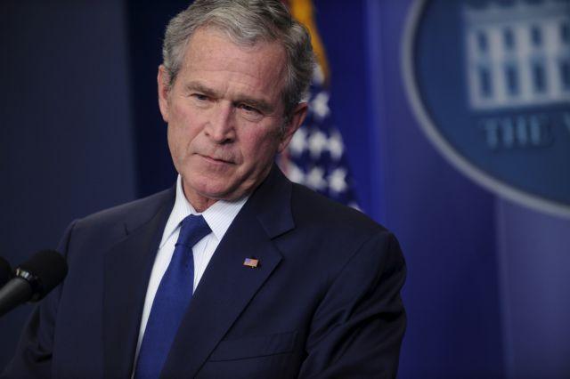 Ο Τζορτζ Μπους θα παραστεί στην ορκωμοσία του Μπάιντεν   tanea.gr