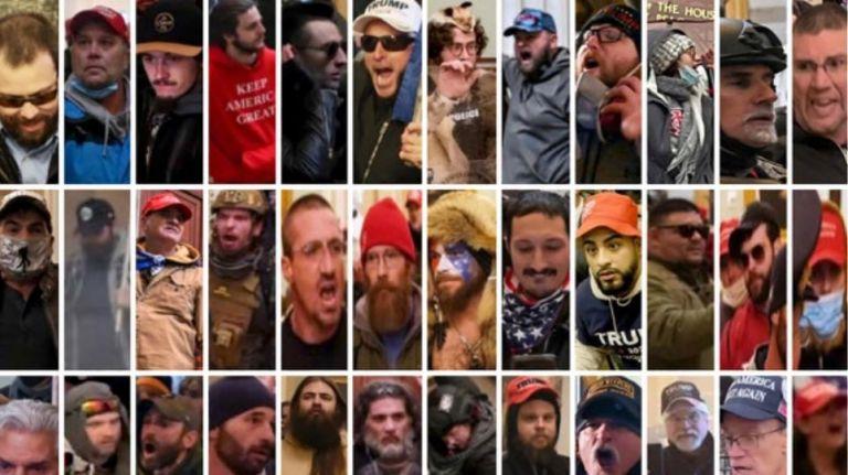 Καπιτώλιο : Το FBI επικήρυξε τους εισβολείς – Στη δημοσιότητα φωτογραφίες δεκάδων ατόμων   tanea.gr