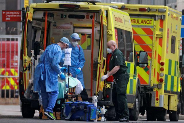 Κοροναϊός : Ραγδαία αύξηση κρουσμάτων στη Βρετανία – Κλείνουν σχολεία, ανοίγουν νοσοκομεία εκστρατείας | tanea.gr