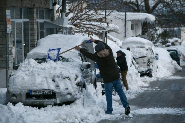 Καλλιάνος : Χιόνι στην Αττική το βράδυ του Σαββάτου - Δείτε την πρόγνωση | tanea.gr