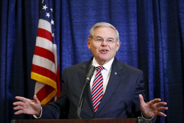 ΗΠΑ : Νέος πρόεδρος της Επ. Εξωτερικών Σχέσεων της Γερουσίας ο Μενέντεζ | tanea.gr